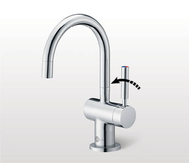 Tap Only InSinkErator Hot Tap H3300C Chrome