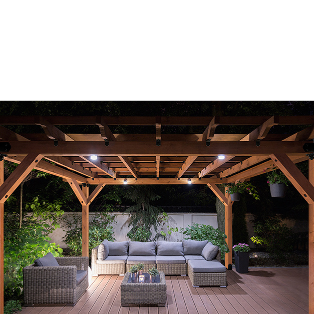 Outdoor Accents Pergola