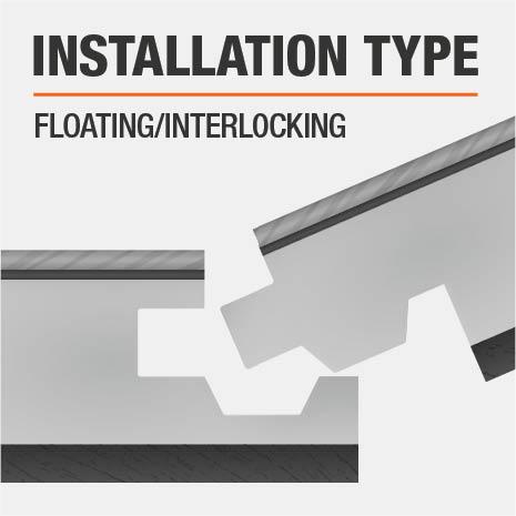 Flooring Installation Type