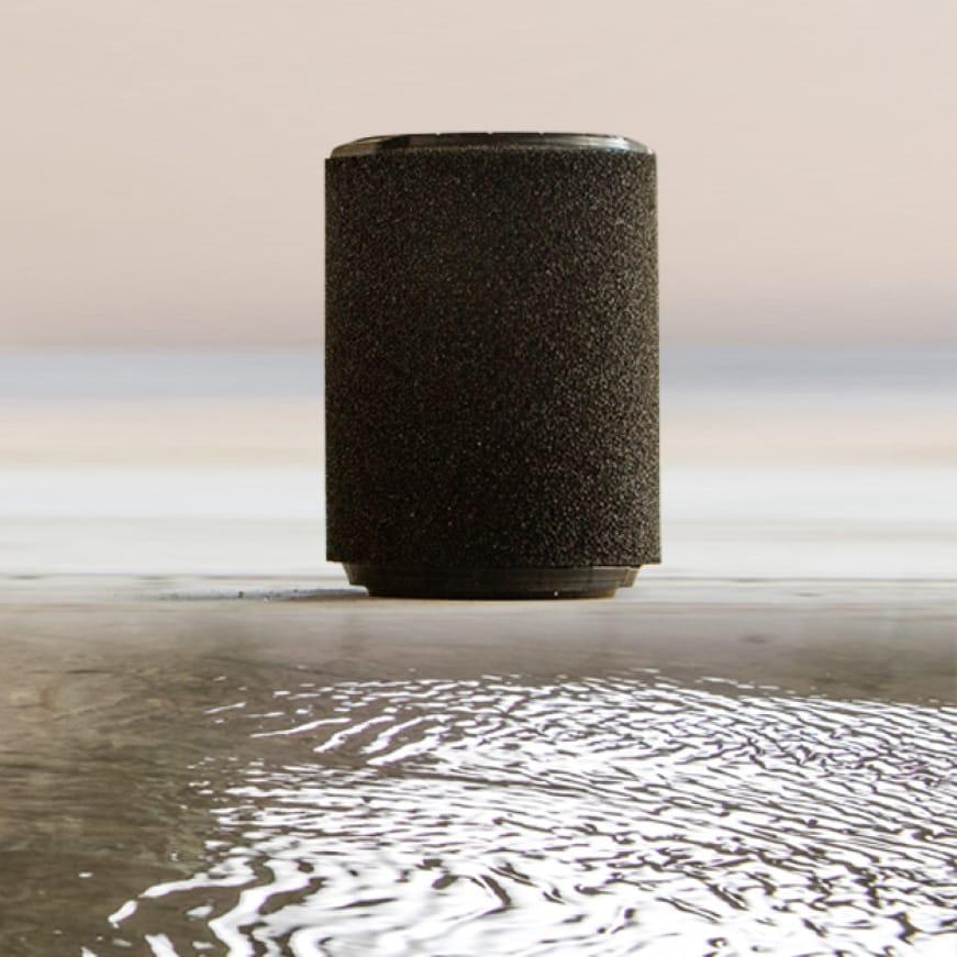 Filter is best for high volume liquid pickups.