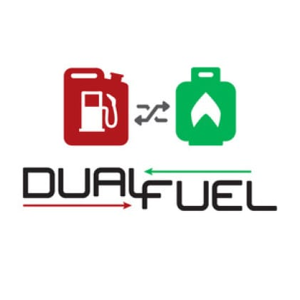 Icon image of dual fuel feature