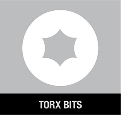 300693948 DWA38ADPTMI MAX Impact 1/4 in. to 3/8 in. Adaptor TORX BITS