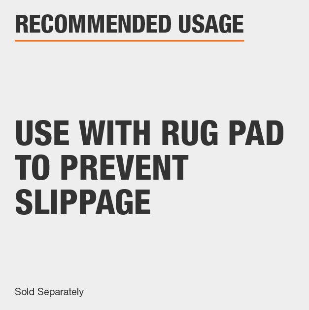 Use Rug Pad with area rug