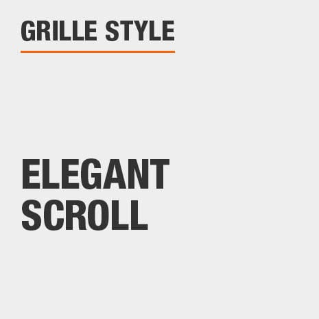 This product has a Elegant Scroll style.