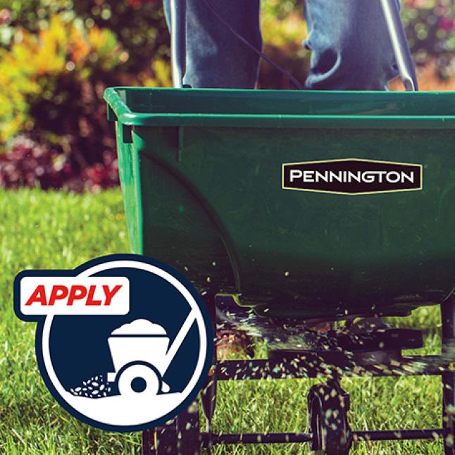 Pennington Smart Seed Dense Shade Application