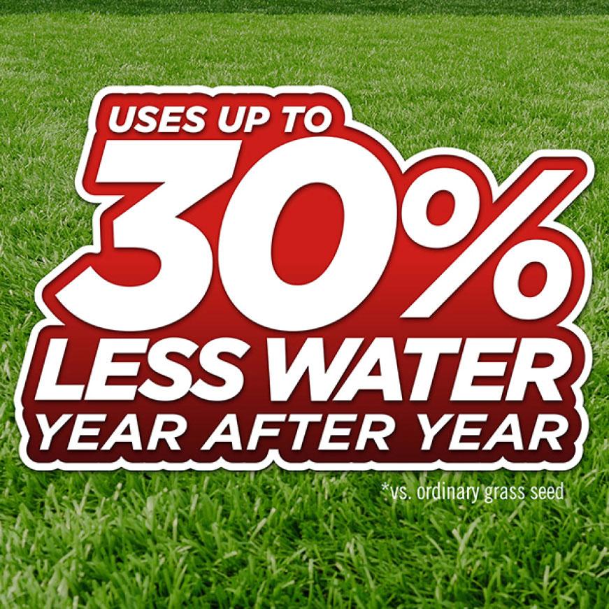 Pennington Smart Seed Sun & Shade Water Less