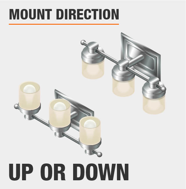 Mount Direction Up or Down
