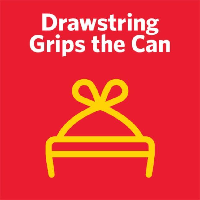 Drawstring Grips