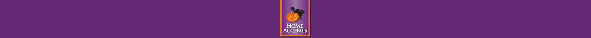 Home Accents Holiday Banner, Halloween