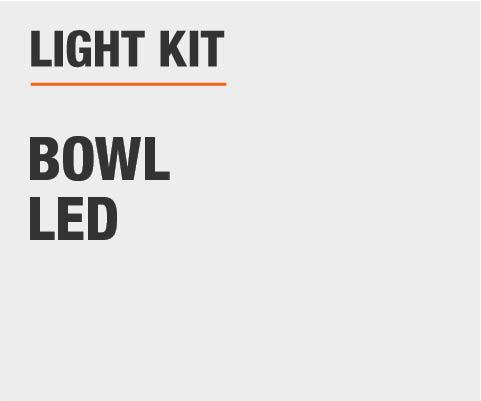 Light kit. Light and bulb type