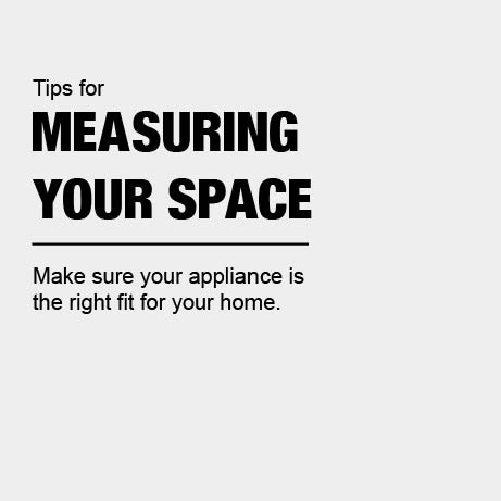 Tips for Measuring you Space