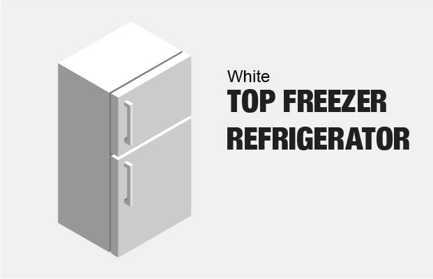 Fridge Type & Color