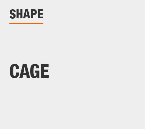 Product Shape: Cage
