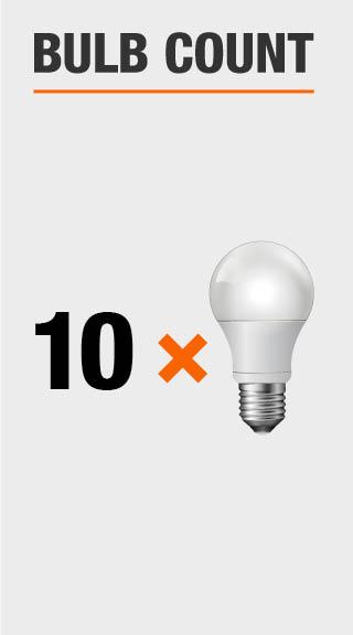 Philips 40 Watt Equivalent 4 Ft T12 Led Linear Light Bulb