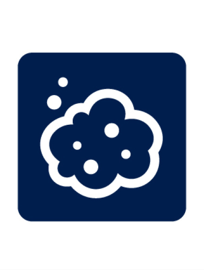 Dust cloud icon