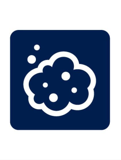 Dust cloud icon