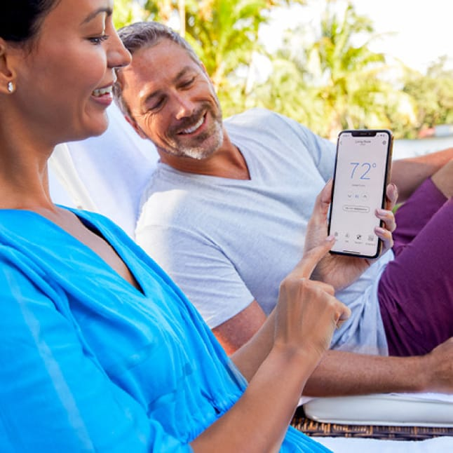 Family on-the-go utilizing the user friendly app