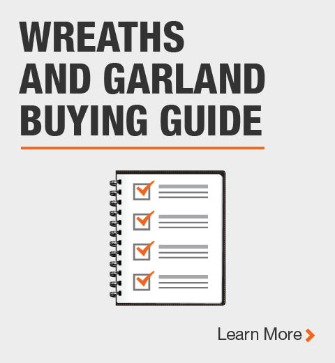 Wreaths and Garlands buying guide