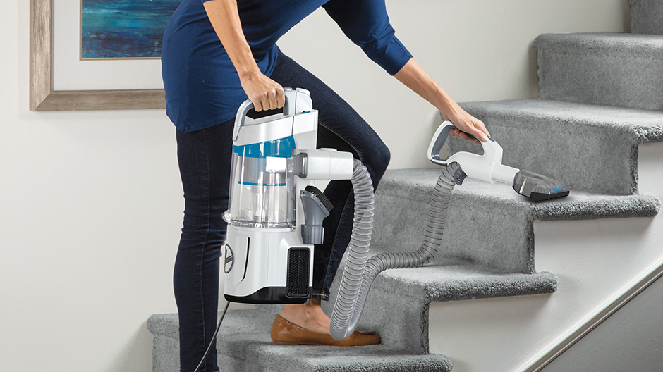 Hoover React Quicklift Upright Vacuum Cleaner Uh73301