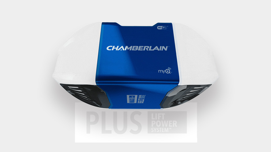 Chamberlain 3 4 Hp Equivalent Ultra Quiet Belt Drive Smart