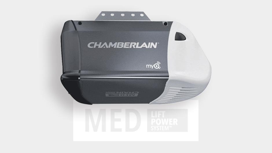Chamberlain 1/2 HP Heavy-Duty Chain Drive Garage Door Opener