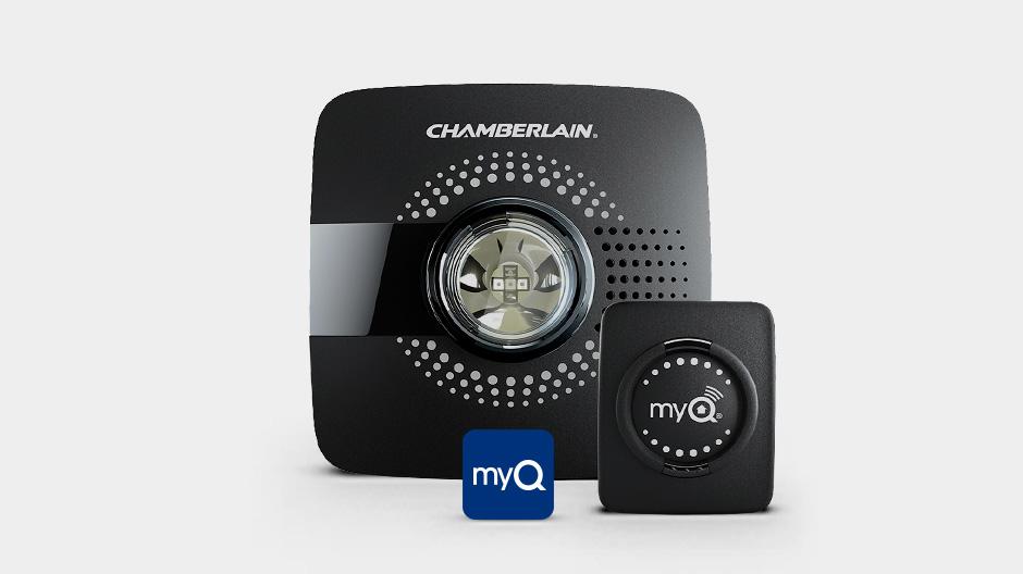 Chamberlain Myq Smart Garage Hub By Chamberlain Myq G0301