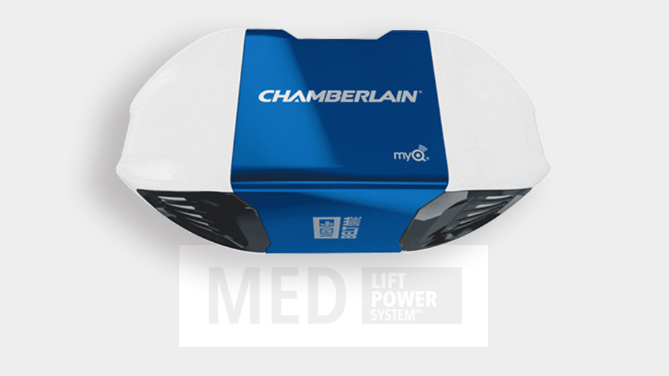 Chamberlain 1 2 Hp Ultra Quiet Belt Drive Garage Door