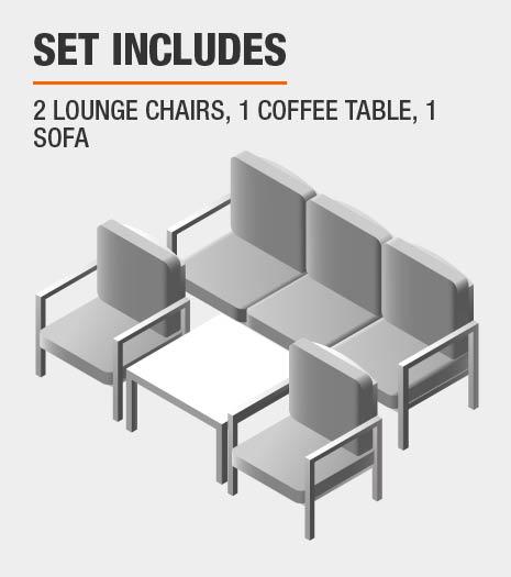 Set Includes