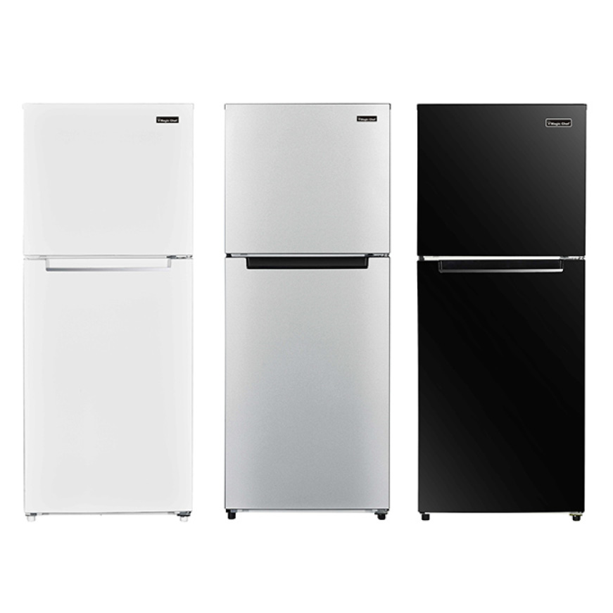 Magic Chef Refrigerator is available in a variety of colors