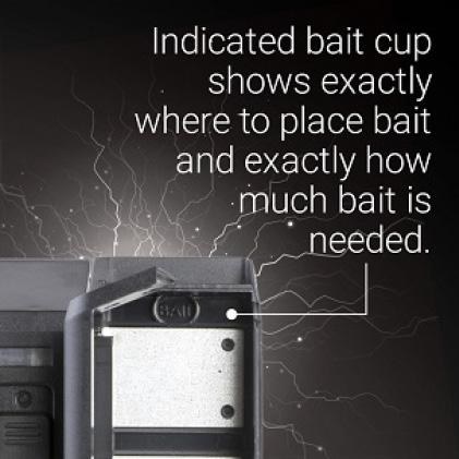 Built-In Bait Cup
