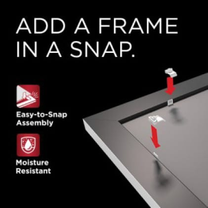 Image showing Easy-Snap system