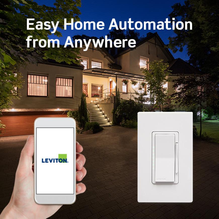 Leviton Decora Smart Z-Wave Dimmer