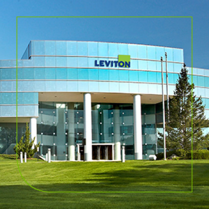 Engineered by Leviton