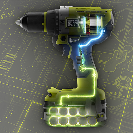 Tool & Battery Communication