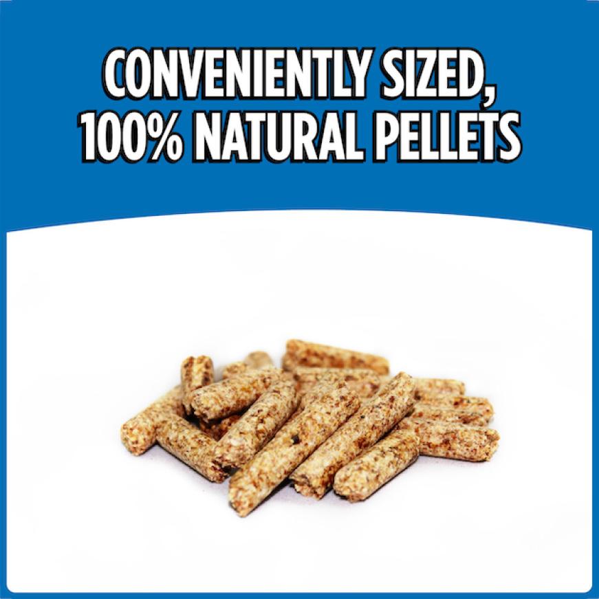 MouseX 100% natural pellets