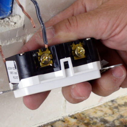 Leviton 20 Amp Self-Test SmartlockPro Slim Duplex GFCI ... on dryer wiring, outlet faceplate, outlet enclosure, car wiring, outlet store, outlet circuit, wiring design, wiring installation, wiring drawings, outlet box, outlet voltage, outlet wire, outlet amperage, domestic wiring, outlet panel, outlet plugs, outlet connections, outlet pinout, outlet fuse, telephone wiring, outlet electrical, wiring diagrams, hot tub wiring, outlet works, residential wiring, building wiring, outlet installation, retail outlet, outlet tester, house wiring, electrical outlet, outlet covers, outlet centers california, automotive wiring, outlet fixtures,