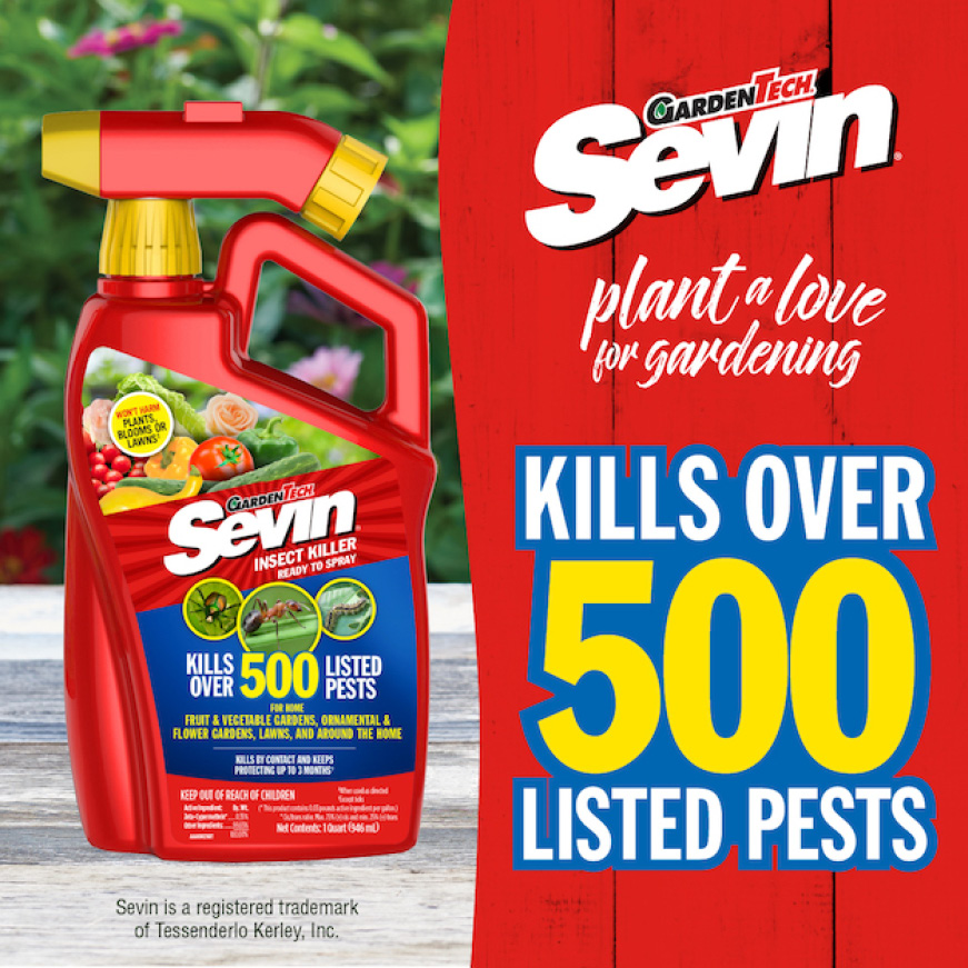 Sevin Insect Killer Ready to Spray