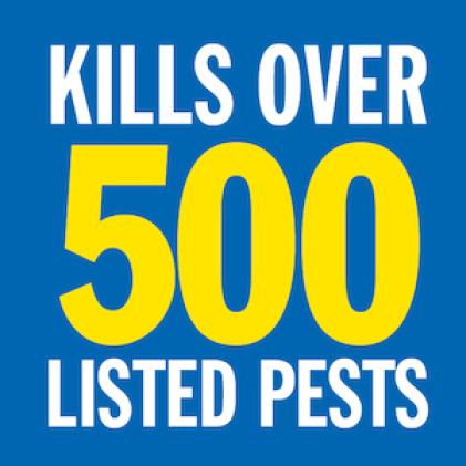 Sevin Insect Killer Ready to Spray kills 500 pests