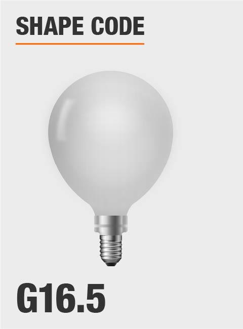 Led Light Bulb Daylight: EcoSmart 60-Watt Equivalent G16.5 Globe Dimmable Energy