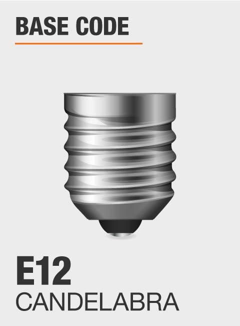 Daylight Led Bulbs: Cree 40W Equivalent Daylight (5000K) B11 Candelabra