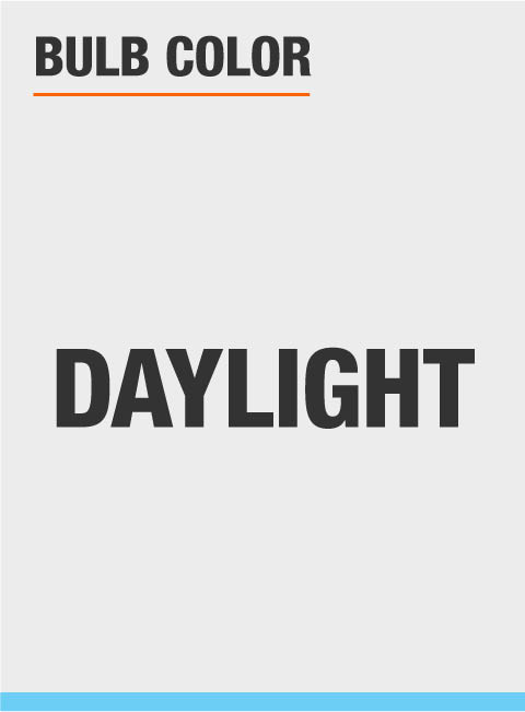 Day Time Light Bulbs: Cree 100W Equivalent Daylight (5000K) A21 Dimmable