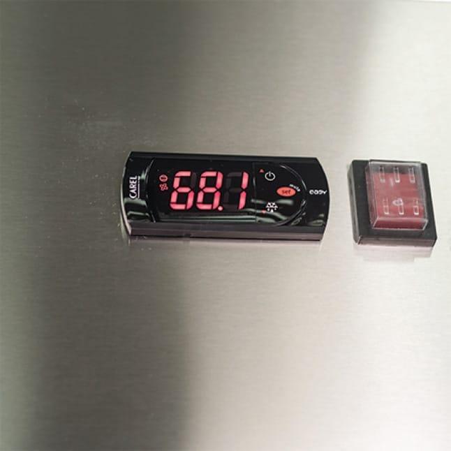 LED digital temperature display