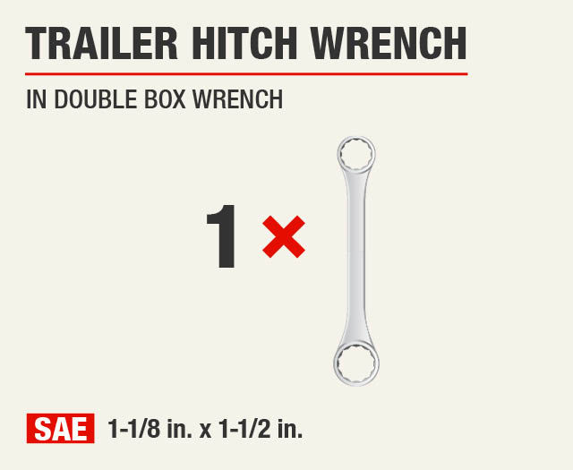 Trailer Hitch Wrench