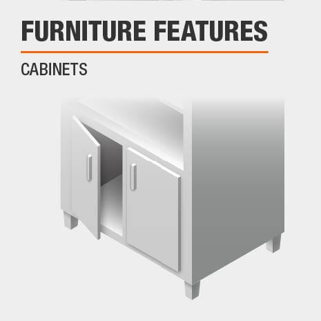 Furniture Features Cabinets