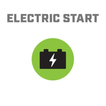 Icon image of electric start battery