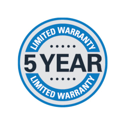 Select HALO Outdoor products include a 5-year limited warranty.