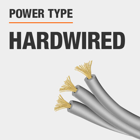 power type hardwired