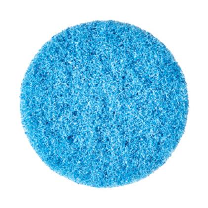 Image of blue non-scratch accessory