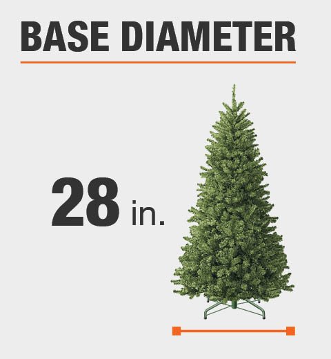 Pre Lit Christmas Tree Fuses: Home Accents Holiday 7.5 Ft. Pre-Lit LED Flocked Lexington