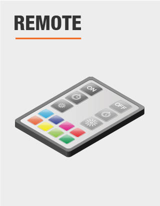 Remote Included